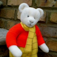Rupert Bear (commissioned)