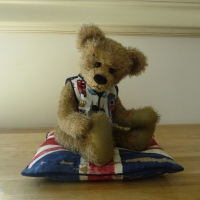 Windsor, the Jubilee Bear (commissioned)