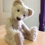 Mohair bear making class